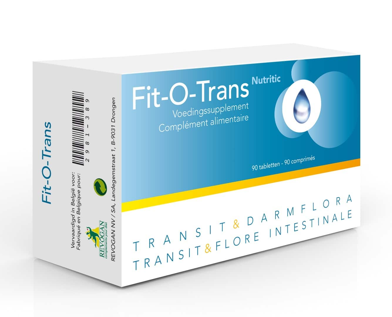 voor een optimaal darmtransit op basis van planten