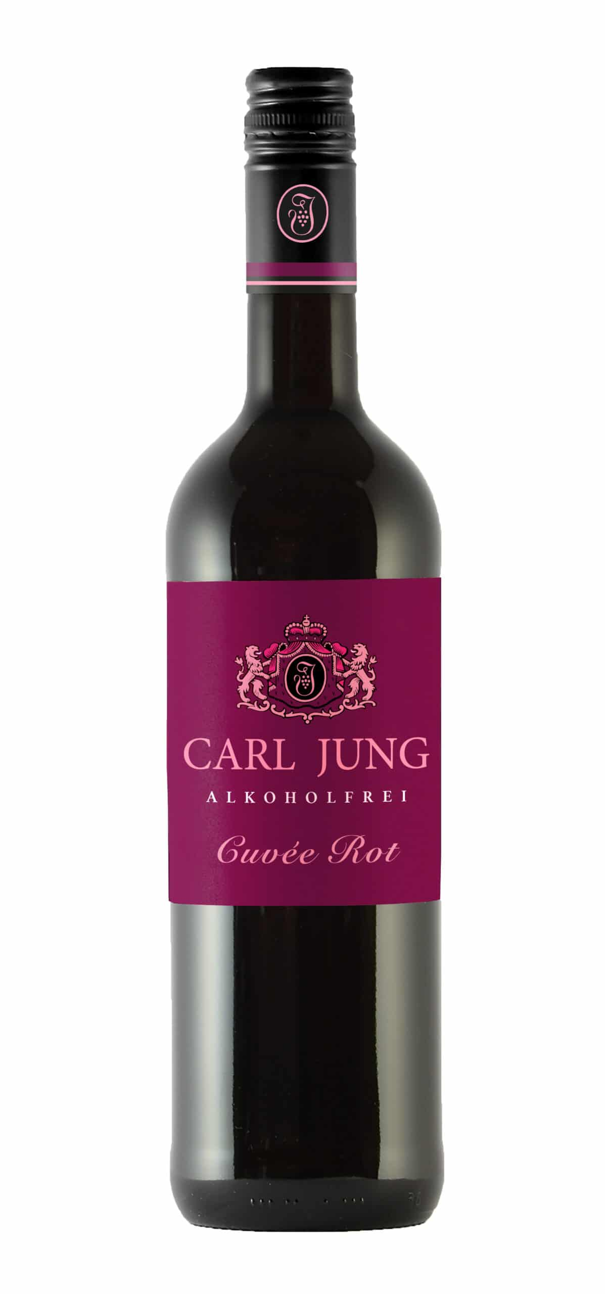 Heerlijke alcoholvrije wijn van Carl Jung
