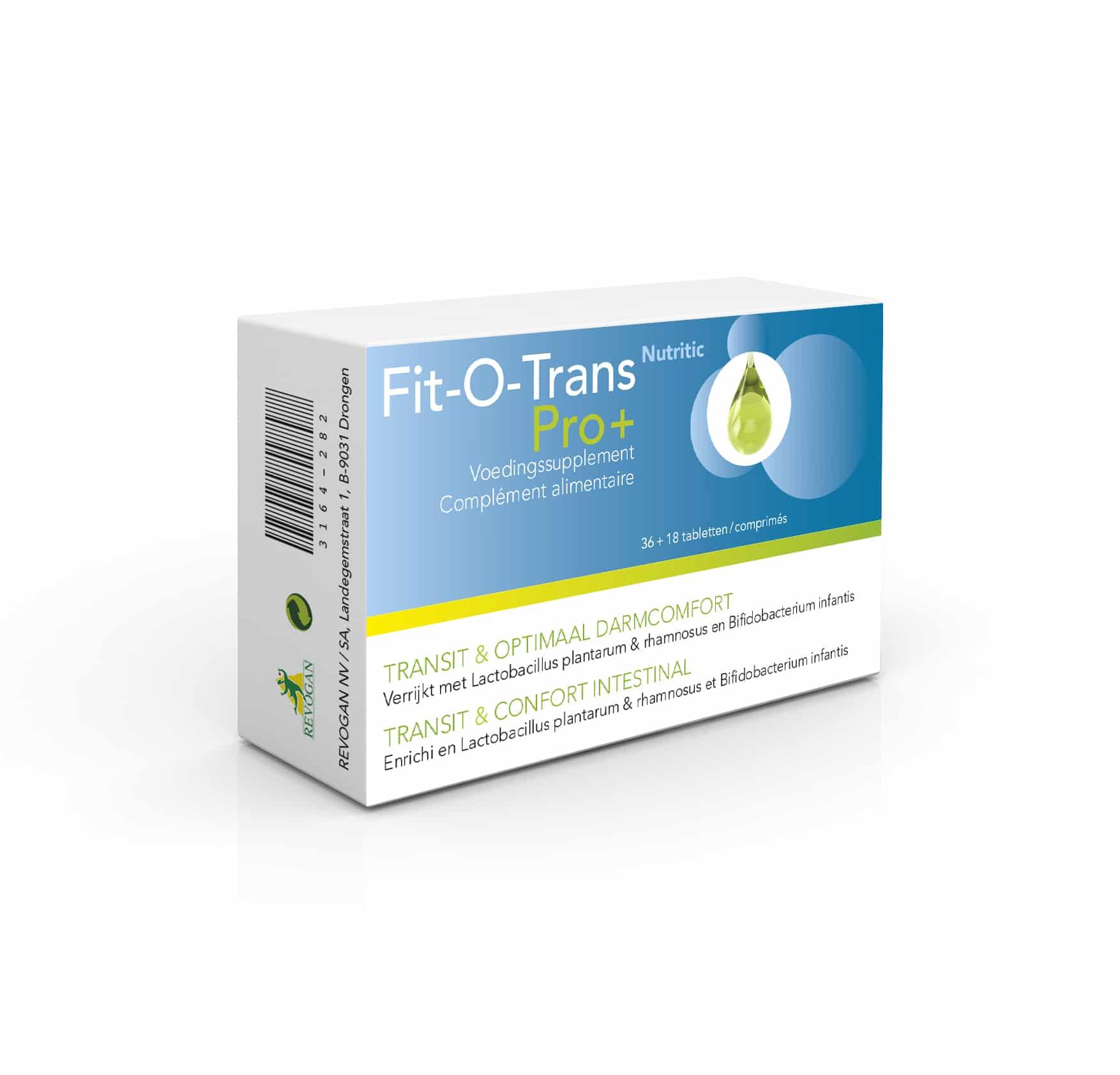 plantaardig voedingssupplement voor een vlotte darmtransit