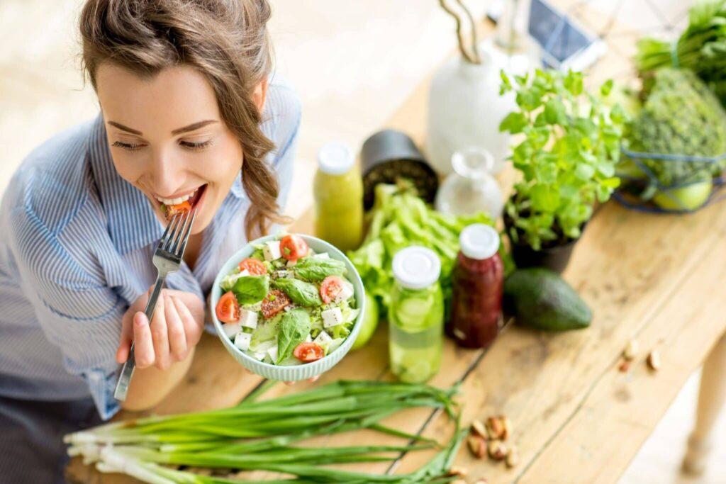 rauwkost eten zonder spijsverteringsproblemen